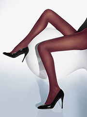 Wolford's hose in the newest, hottest color.