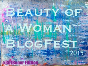 Folow the link to the annual Beauty of a Woman Blogfest!  WOO HOO!